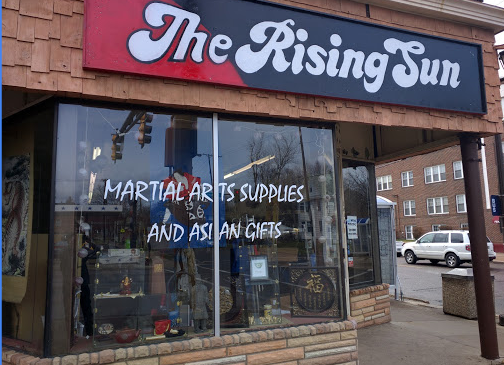 Rising Sun Martial Arts Supply