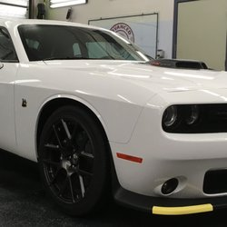 Photo Of Advanced Tint   Renton, WA, United States. 2017 Dodge Challenger  Before