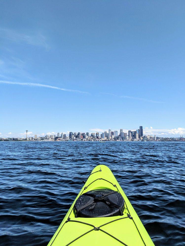 Alki Kayak Tours: 1660 Harbor Ave SW, Seattle, WA