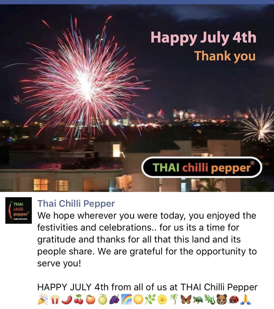 Thai Chilli Pepper: 875 E Bloomingdale Ave, Brandon, FL