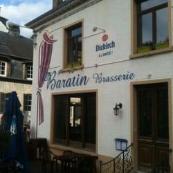 Le baratin ferm belge rue des augustins 12 bouillon luxembourg belgique restaurant - Restaurant rue des bains luxembourg ...