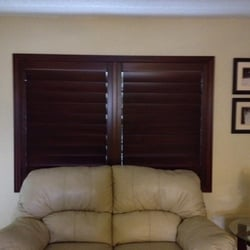 Photo Of Custom Window Decor   Jupiter, FL, United States. Living Room 2