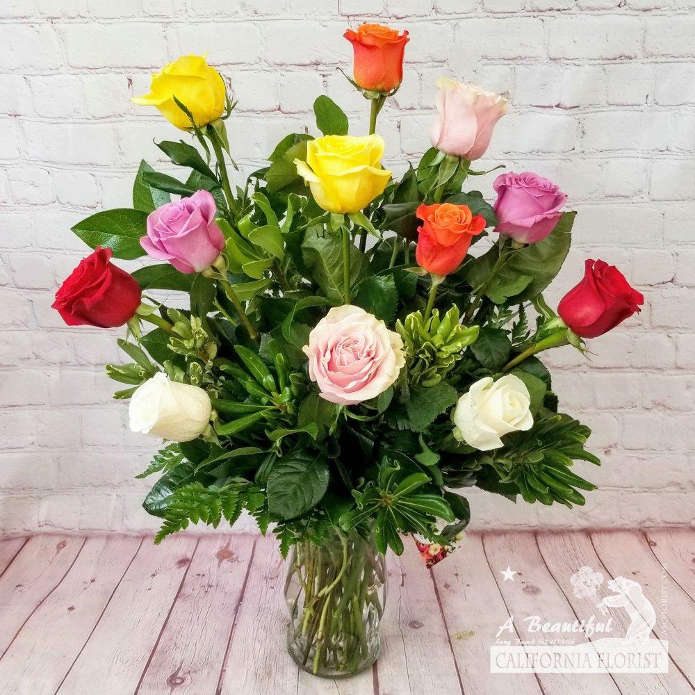 A Beautiful California Florist