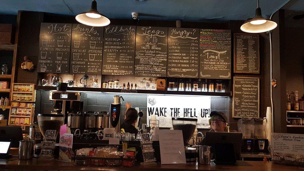 Utica Coffee Roasting: 92 Genesee St, Utica, NY