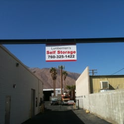 Photo Of Lumbermen S Self Storage Palm Springs Ca United States Give Us