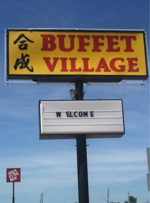 Buffet Village: 502 N Wood St, Gilmer, TX