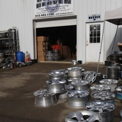 Aaaa Hubcap Heaven Auto Parts Supplies 5107 Umbria St