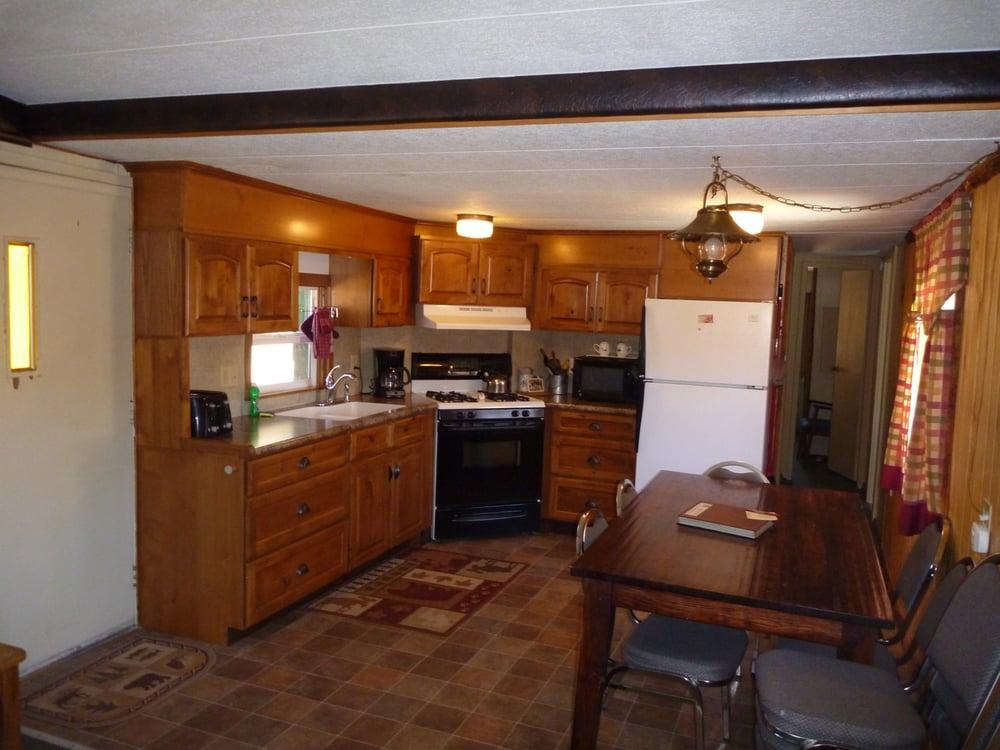 Riverbend Resort: 33846 US Highway 160, South Fork, CO