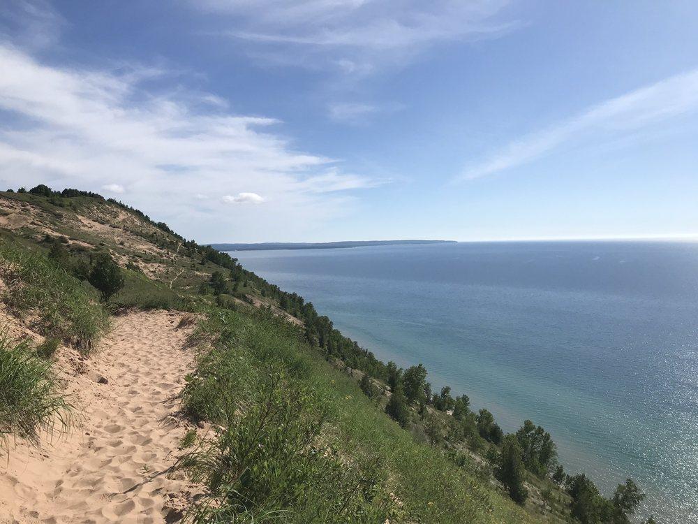 Empire Bluff Trail: Empire, MI
