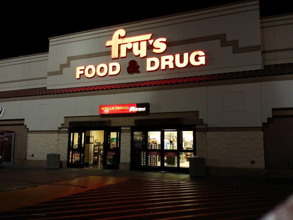Fry's Food Stores of Arizona: 500 W 24th St, Yuma, AZ