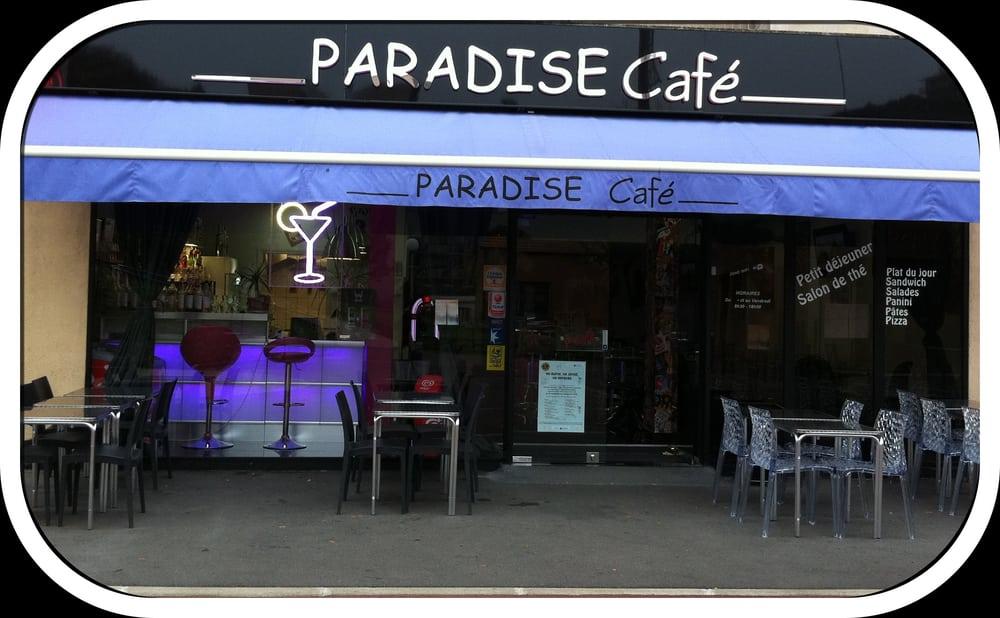 Paradise Cafe  Centre de bronzage  15 Place Carnot, Rosny sous Bois  ~ Super U Rosny Sous Bois Horaires