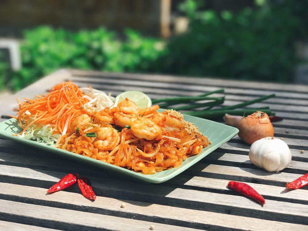 Social Spots from Thai House Restaurant