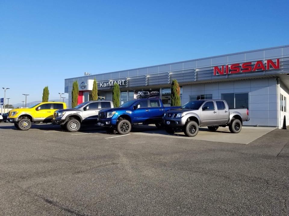 Karmart Nissan: 655 Auto Blvd, Burlington, WA