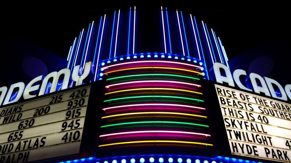 The Academy Theater: 7818 SE Stark, Portland, OR