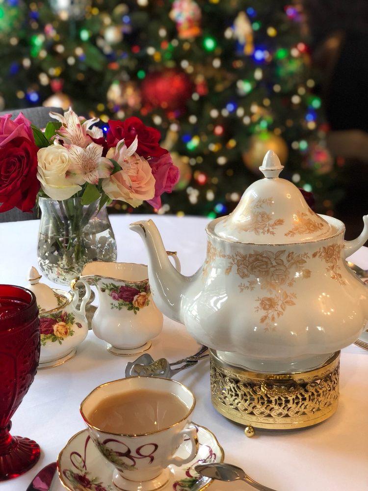 Marlene's Tea & Cakes