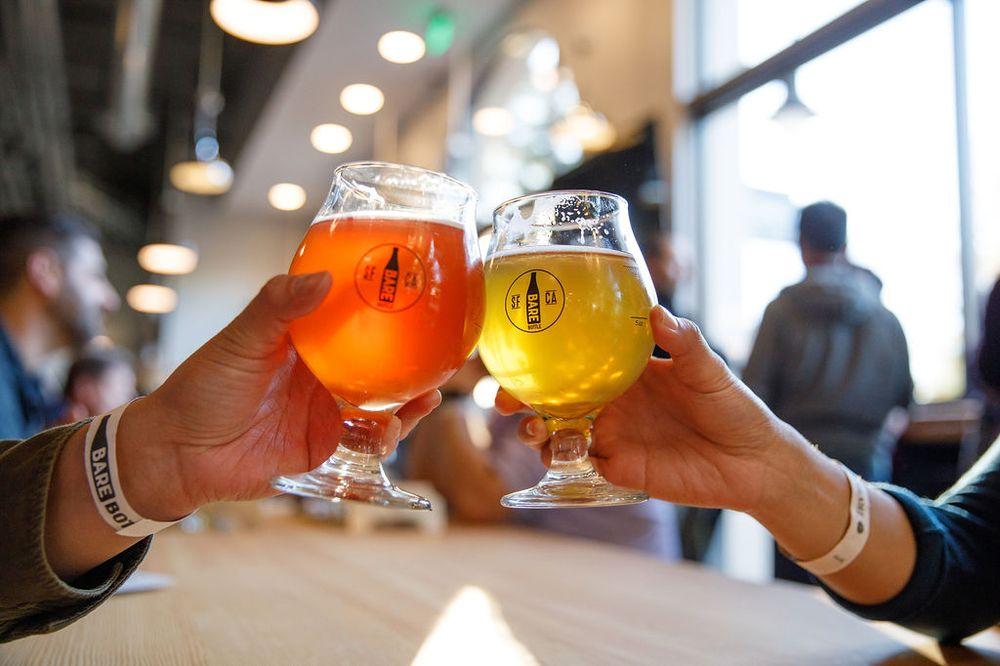 Barebottle Brewing Company: 2520 Augustine Dr, Santa Clara, CA