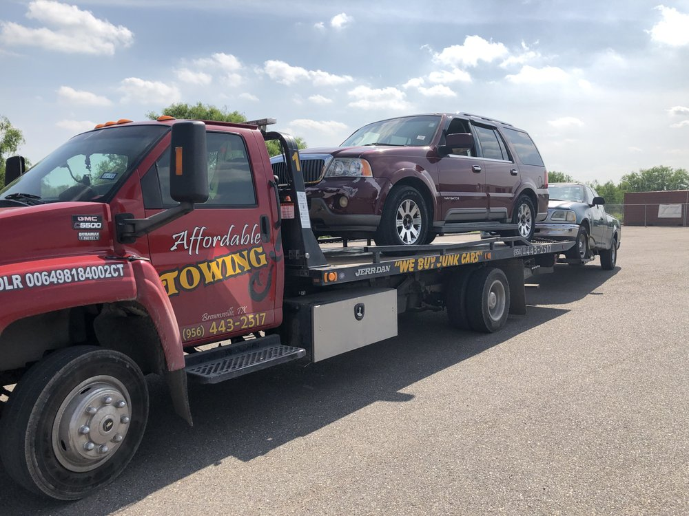 Towing business in Brownsville, TX