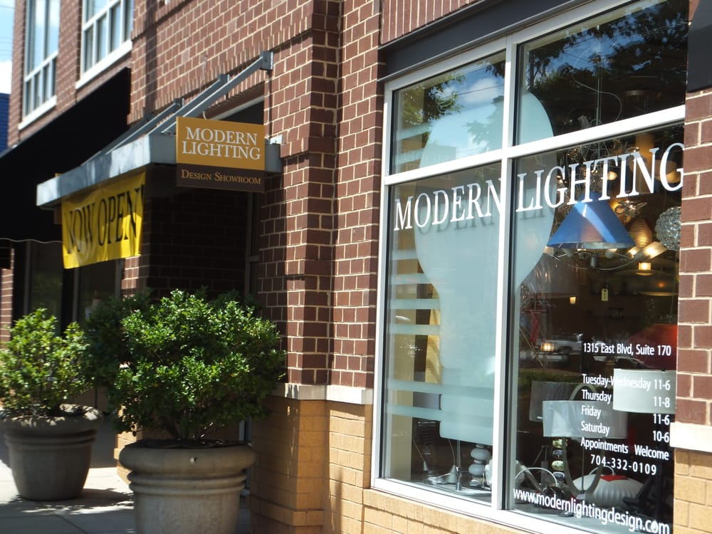 modern lighting design store home decor 1315 east blvd