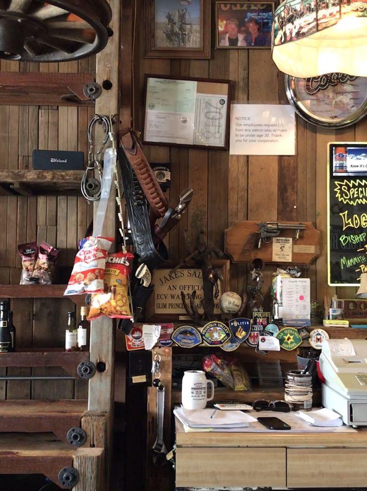Jake's Saloon: 119 N Main St, Lone Pine, CA