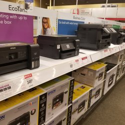 Office depot 13 photos 93 reviews office equipment 5533 n photo of office depot temple city ca united states lots of printers reheart Images