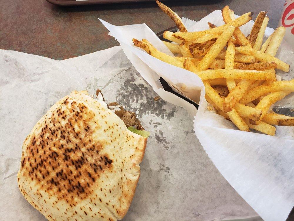 Sam's Kabab Gyro: 7114 Hwy 70 S, Nashville, TN