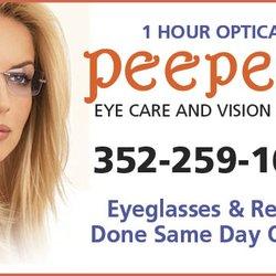 d5b2d8348cd Peepers Eyecare - Eyewear   Opticians - 301 Colony Blvd