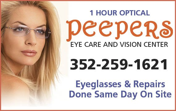 Peepers Eyecare: 301 Colony Blvd, The Villages, FL