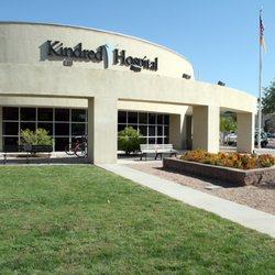 Kindred Hospital Albuquerque - Hospitals - 700 High St NE