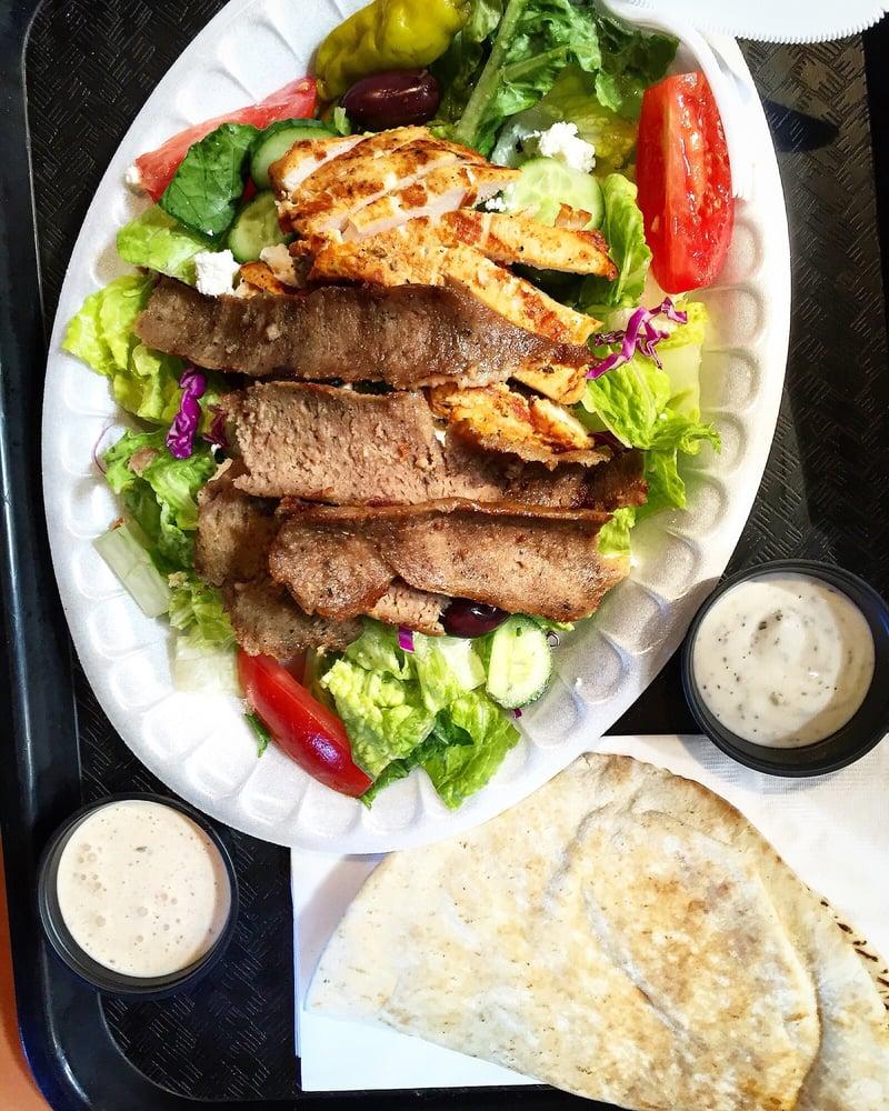 Greek Food Near Irvine