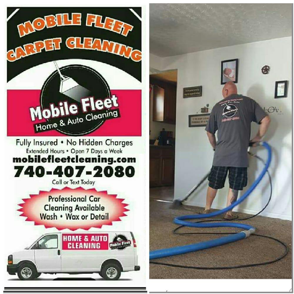 Mobile Fleet Carpet Cleaning: 420 1/2 N Broad St, Lancaster, OH