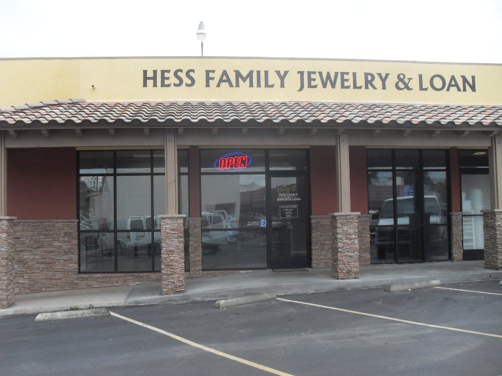 Hess family jewelry loan pawn shops 2389 fletcher for Family jewelry and loan