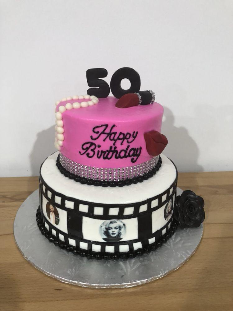 Marilyn Monroe Cake Yelp
