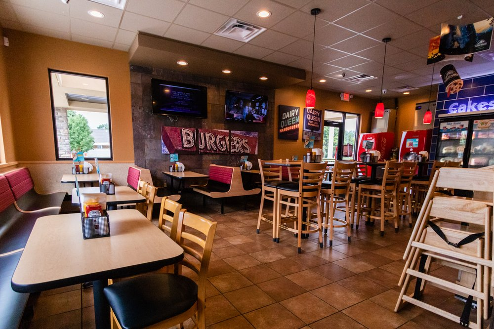 Dairy Queen Grill & Chill: 4600 Greenfield Rd, Dearborn, MI