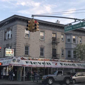 P O Of Eleven 7 Food Market Brooklyn Ny United States