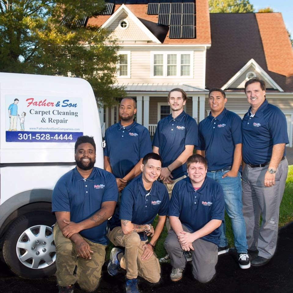 Father And Son Companies Carpet Cleaning 11430 Seneca Forest Cir