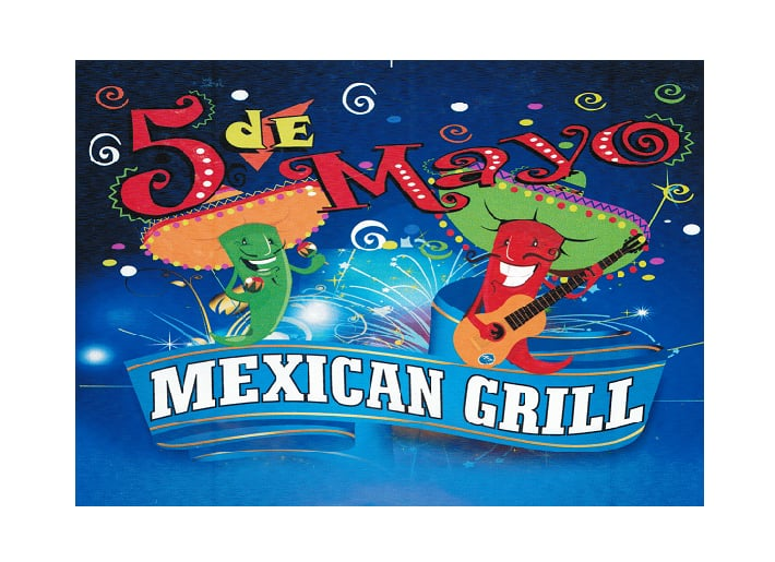 Social Spots from 5 De Mayo Mexican Grill