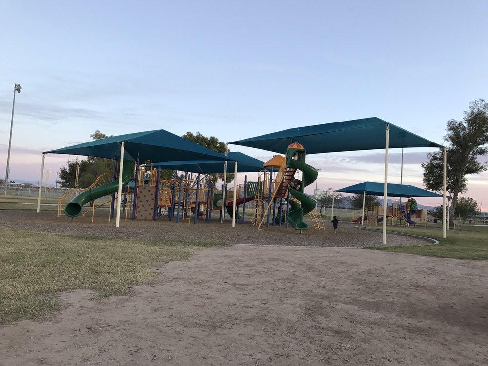 Ora Mae Harn Park: 13250 N Lon Adams Rd, Marana, AZ