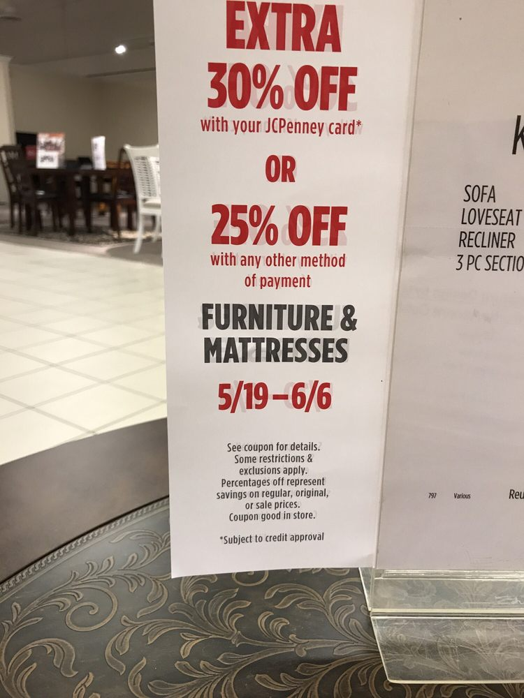 Sales Lady Said That Mattress Sale Ended On Memorial Day