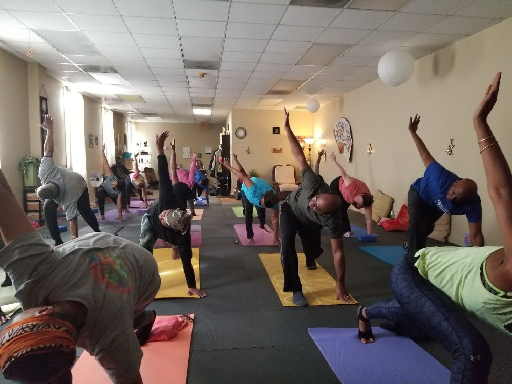 Yoga Hive Healing Arts Studio: 1001 Virginia Ave, Hapeville, GA