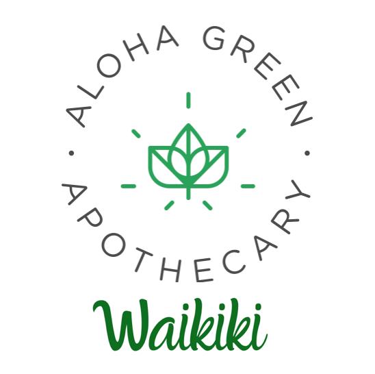 Aloha Green Apothecary Waikiki: 2113 Kalakaua Ave, Honolulu, HI