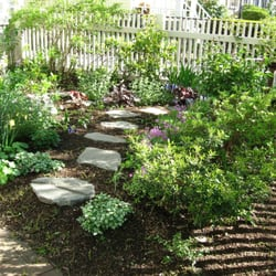 Photo Of Jorgenson Landscaping Services   Somerville, MA, United States.  Stepping Stones,