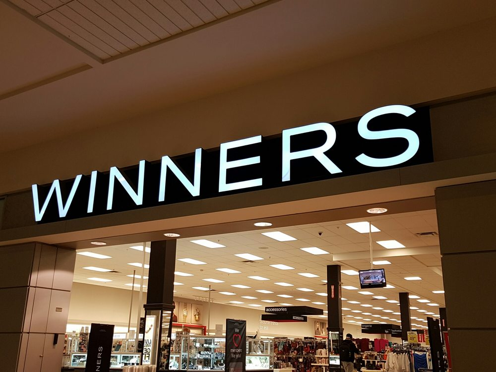 Winners - Department Stores - 250 The East Mall, Etobicoke ...