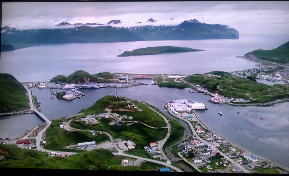 Dutch Harbor Airport: 102-104 Airport Dr, Unalaska, AK