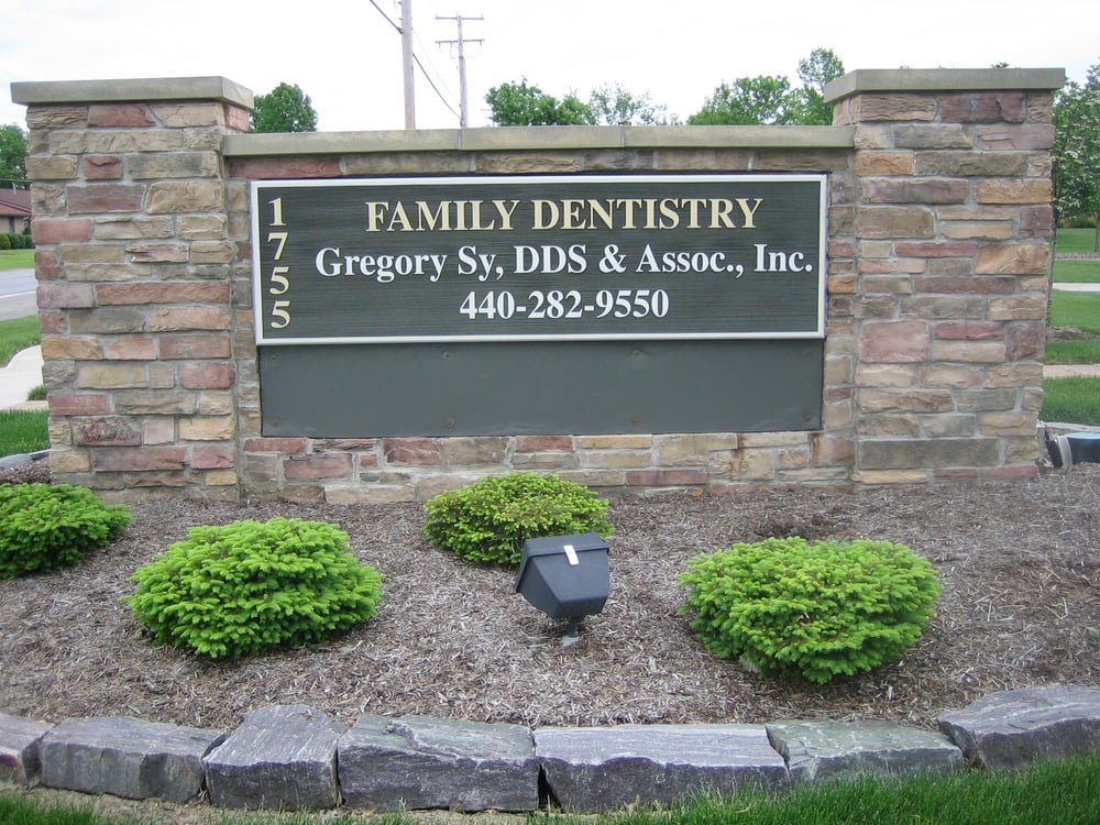 Sy Gregory, DDS: 1755 Cooper Foster Park Rd, Amherst, OH