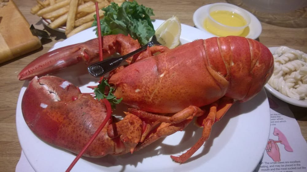 Lobster yelp for Maine fish market