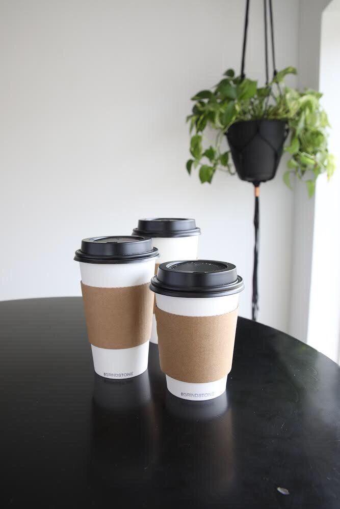 Grindstone Coffeeology: 816 8th St, Huntington, WV