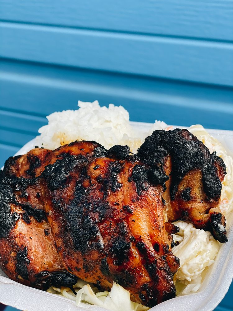 Mo' Bettahs Hawaiian Style Food: 910 N Main St, Spanish Fork, UT