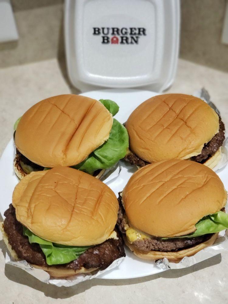 Burger Barn Grill: 475 Durbin Pavilion Dr, Saint Johns, FL