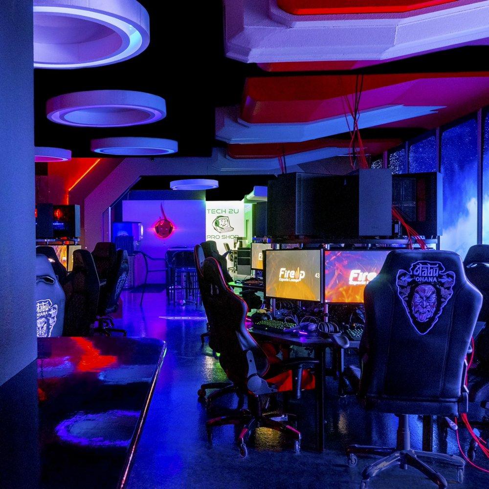 FireUp Esports Lounge