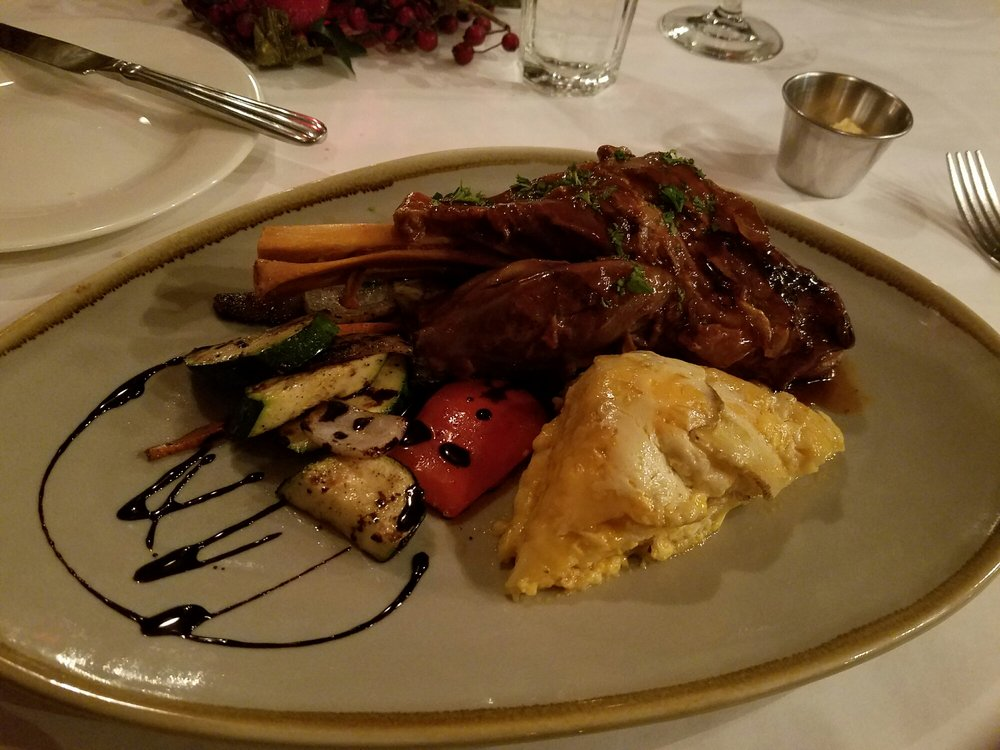 Al Corso Restaurant: 20931 Main St, Collins, WI